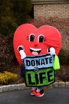 Ms. Pumps Donate Life Med