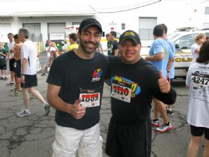 We're thrilled to welcome back our friend Greg T to our 5K this year!