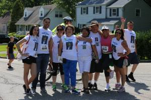 Maria Perez and her family participates in NJ Sharing Network's 5K Walk/Race each year to honor her son. His gift of organ donation saved five lives. Maria also goes into the Hispanic community to talk about organ and tissue donation to help raise awareness.